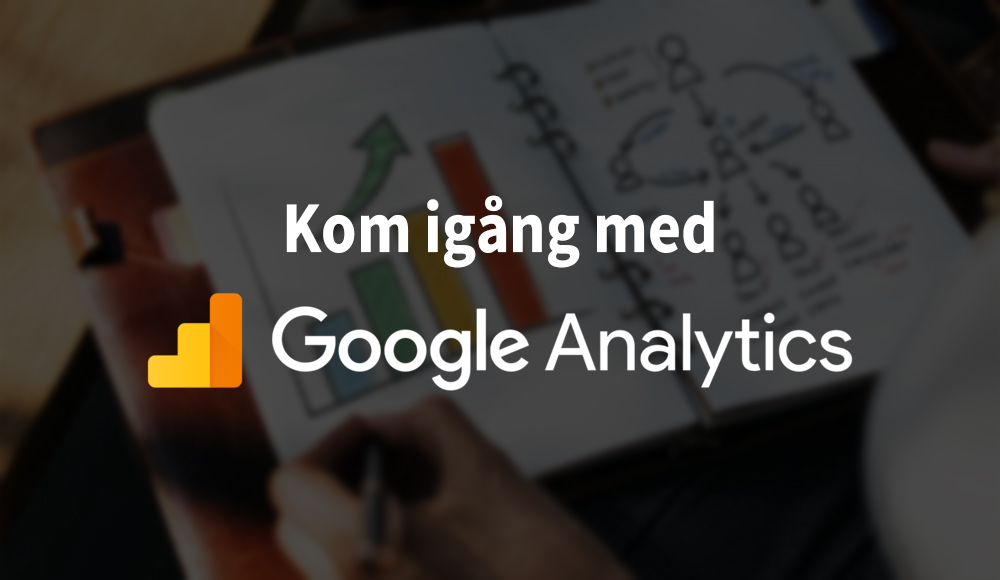 Kom igång med Google Analytics i WordPress