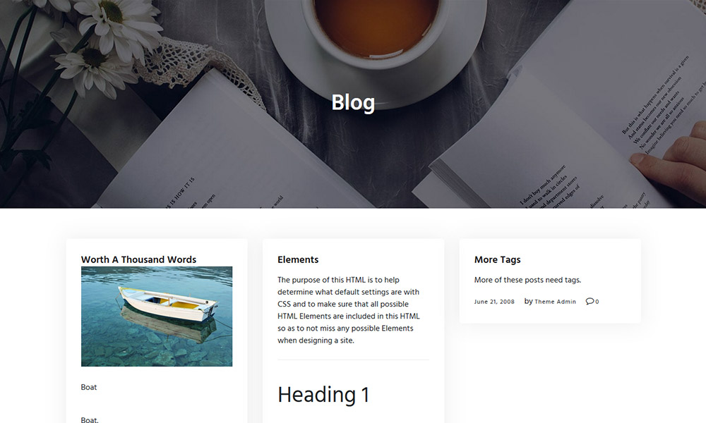 Portum-WordPress-Tema